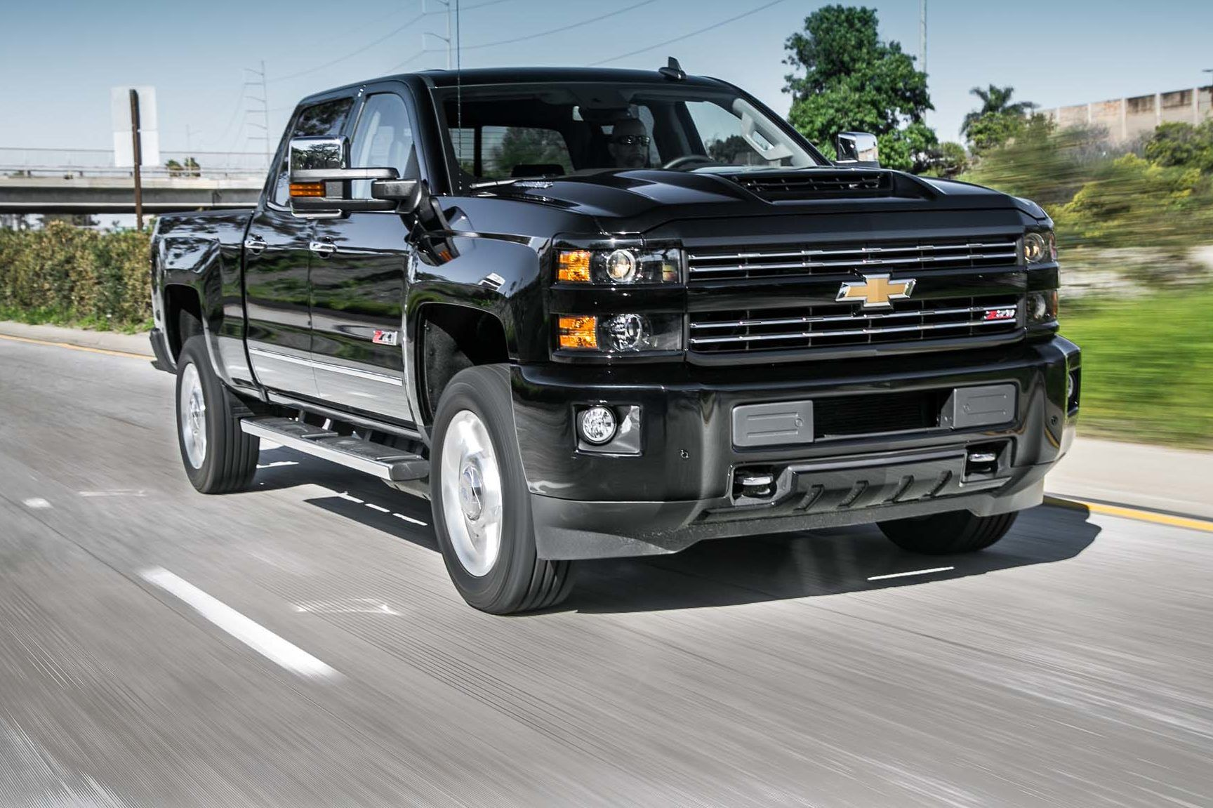 2017 Chevy Silverado 2500HD Carhartt Special Edition Now THIS is a