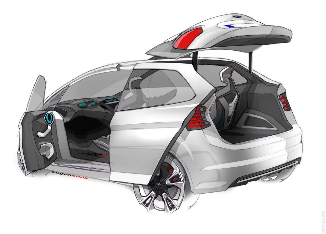 2010 Ford iosis MAX Concept photo - 2