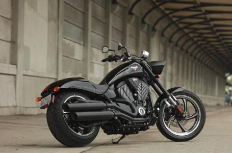 2013 Victory Motorcycles Hammer 8 Ball Gloss Black Starting At