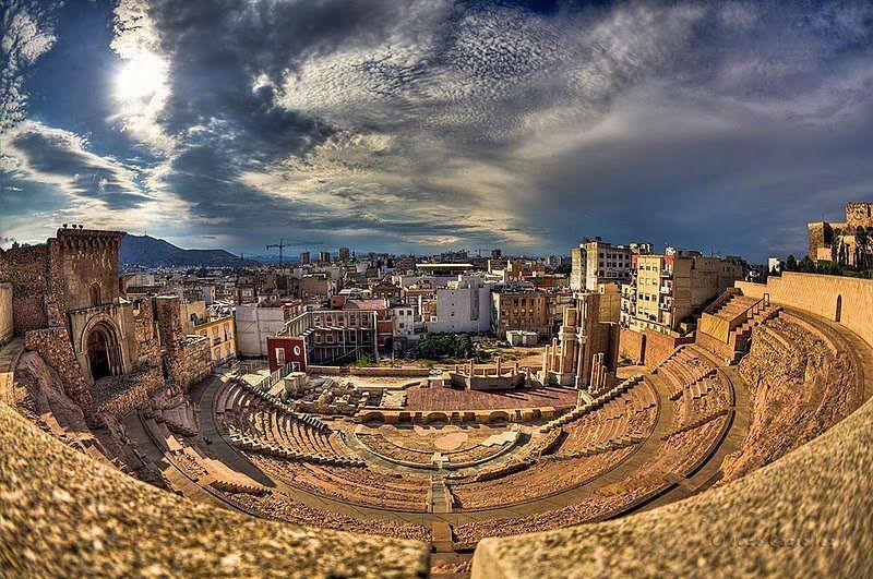 Cartagena espa a endroits o j 39 ai v cu et a visit for Lugares turisticos para visitar en espana