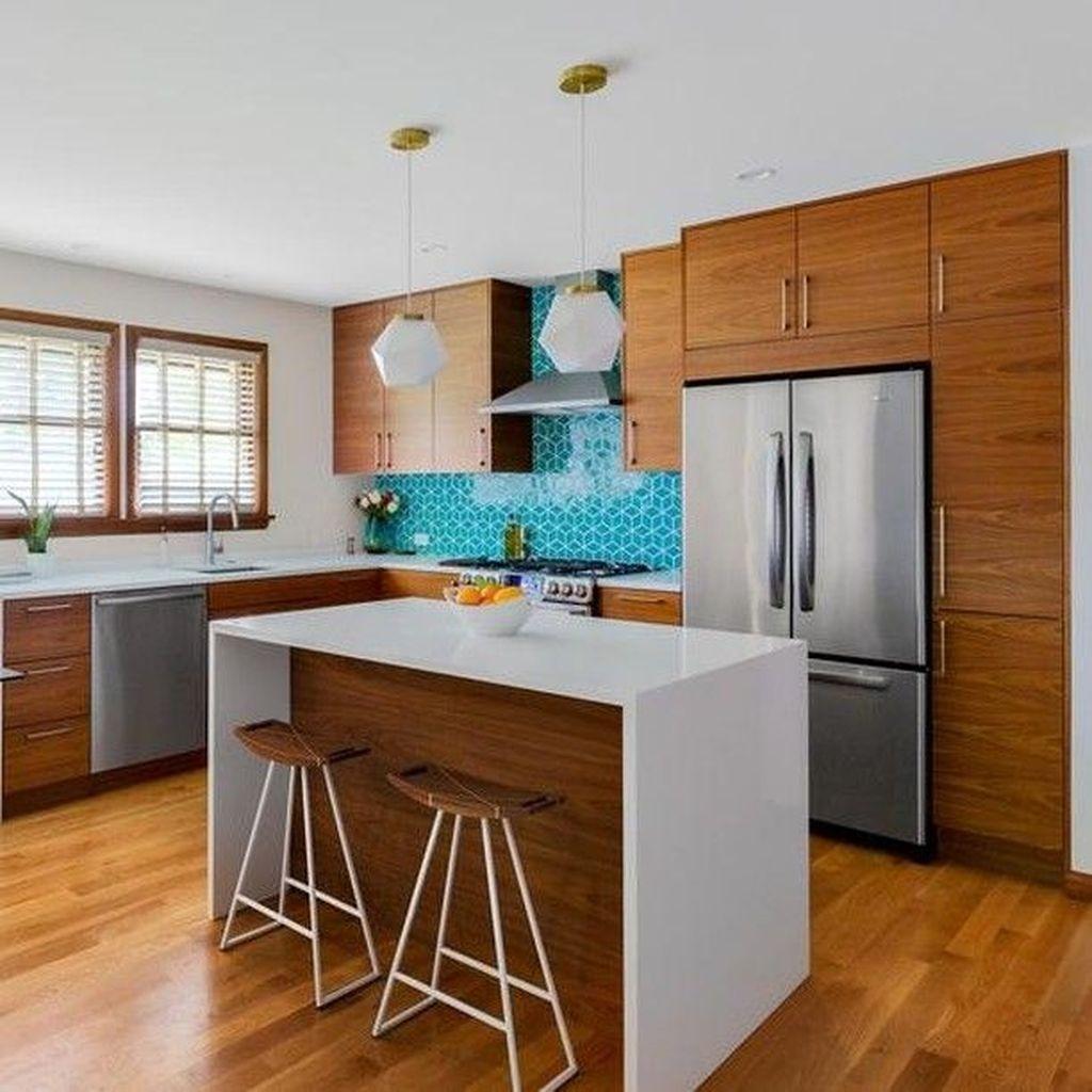 31 Luxury Mid Century Kitchen Designs Ideas Modern