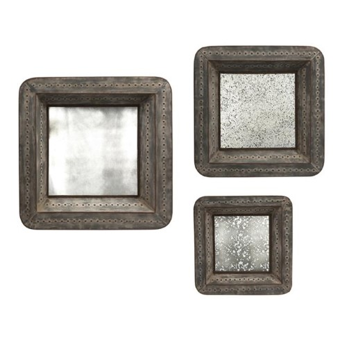 Jezant Mirror Tray Wall Decor Set Of 3 As Shown In 2018