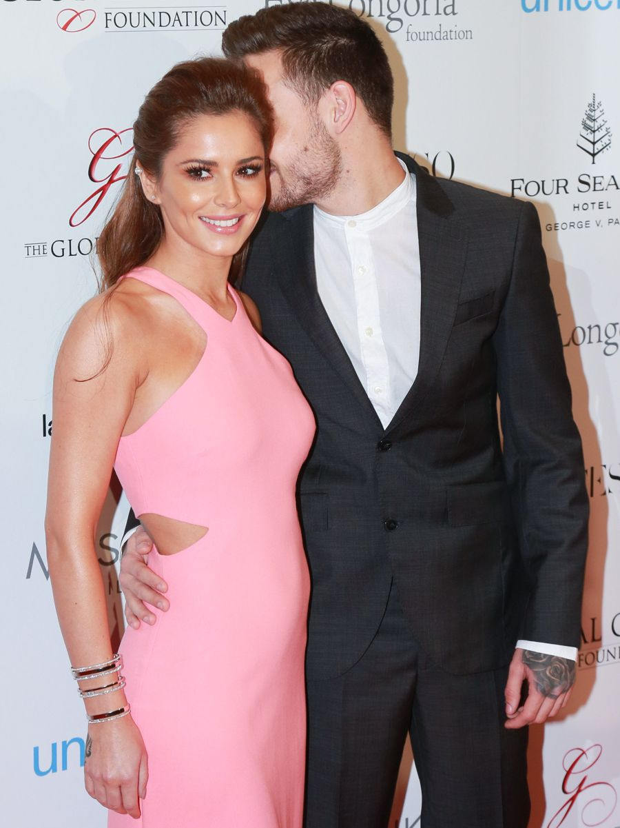 CHERYL COLE , LIAM PAYNE - Cheryl Cole og Liam Payne sammen på rød ...