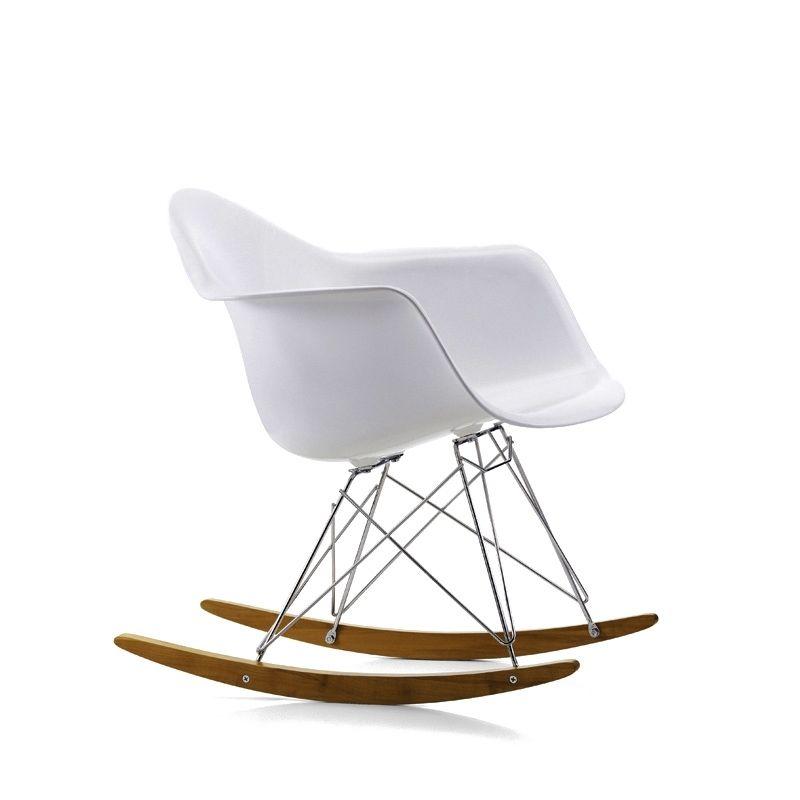 Petit Fauteuil Eames Plastic Armchair Rar Vitra Silvera Eshop Chaise A Bascule Eames Petit Fauteuil Mobilier De Salon