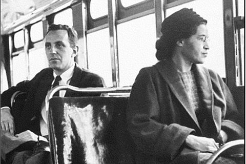 120 Women Who Changed Our World Rosa Parks Women In History