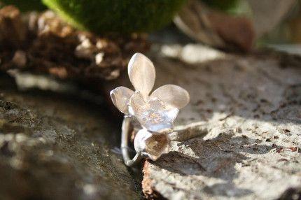 flower ring www.solveig-linke.de