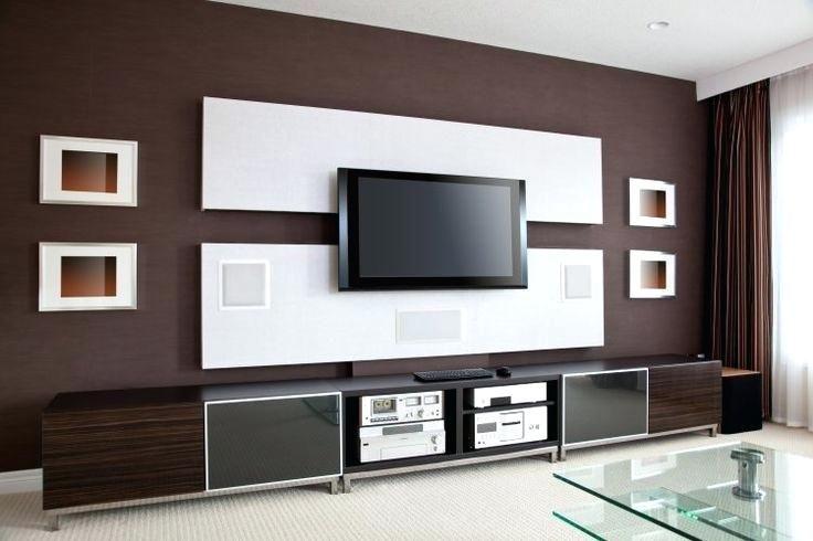 Ideen Kabel Verstecken fernseher aufhangen kabel verstecken tv wandhalterung kabel