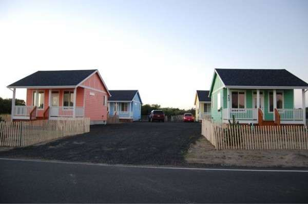 Beach Cabin Compounds Cabins Cottages Tiny House