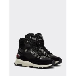 Photo of Tommy Hilfiger suede high-top sneakers Eu40 Tommy HilfigerTommy Hilfiger