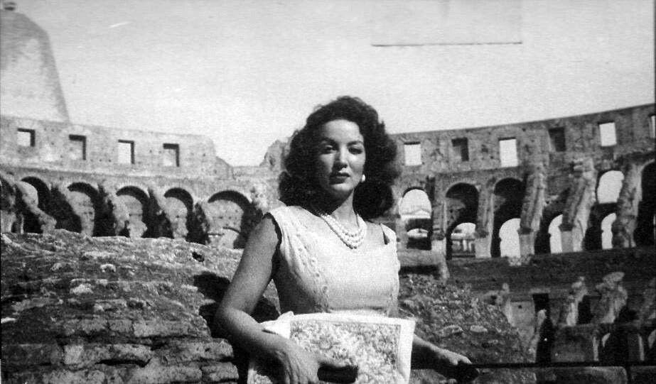 La Doña Maria Felix en Italia