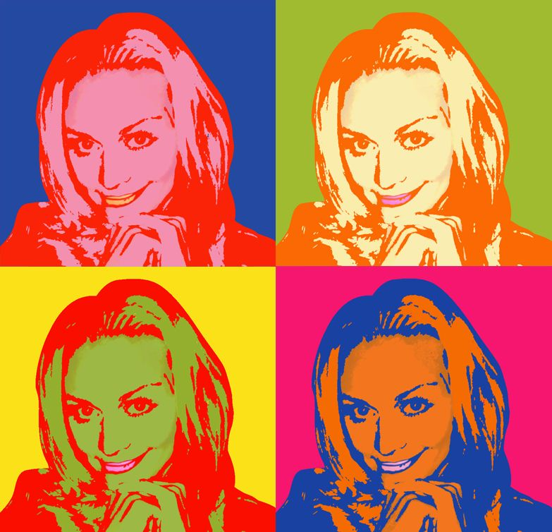 Pop art canvas print personalised art Australia photos on canvas Sydney custom canvas  sc 1 st  Pinterest & Pop art canvas print personalised art Australia photos on canvas ...