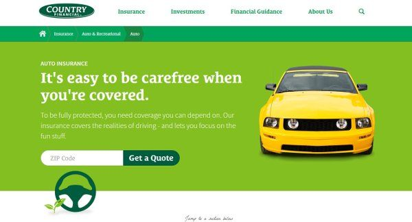 Country Financial Car Insurance >> Country Financial Auto Insurance Review Of 2018 Need