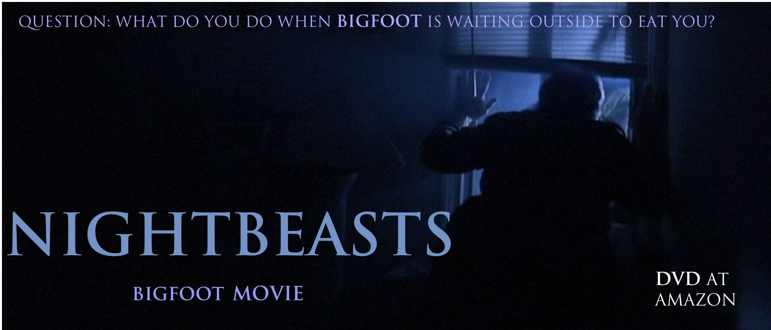 This awesome Bigfoot Sci-Fi Movie can be had on DVD for a LIMITED TIMEgoo.gl/A48lFf