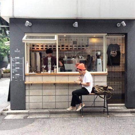 20 desain warung kopi sederhana pinggir jalan (dengan