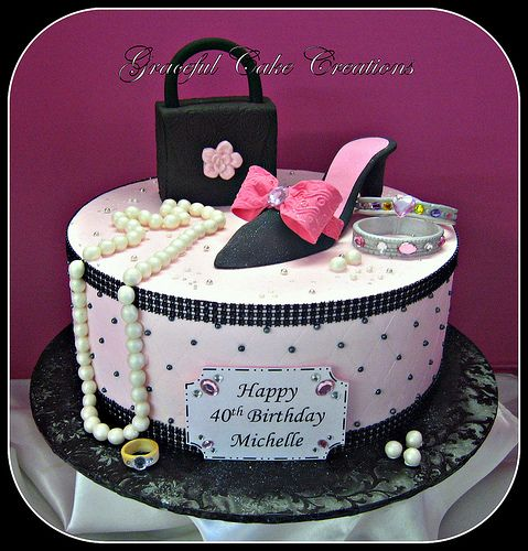 Fabulous Elegant Fashionista Birthday Cake With Images Birthday Cake Funny Birthday Cards Online Elaedamsfinfo