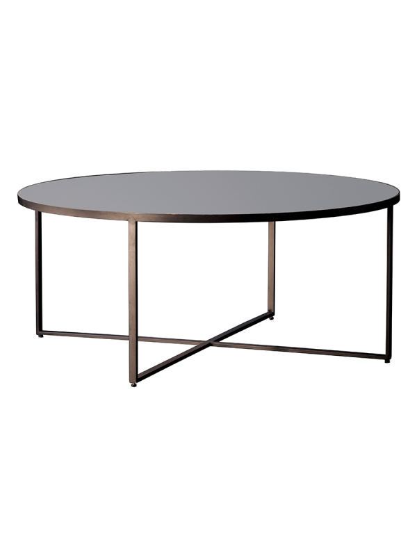 Round Mirrored Coffee Table In 2019 C 茶几 Mirrored Coffee