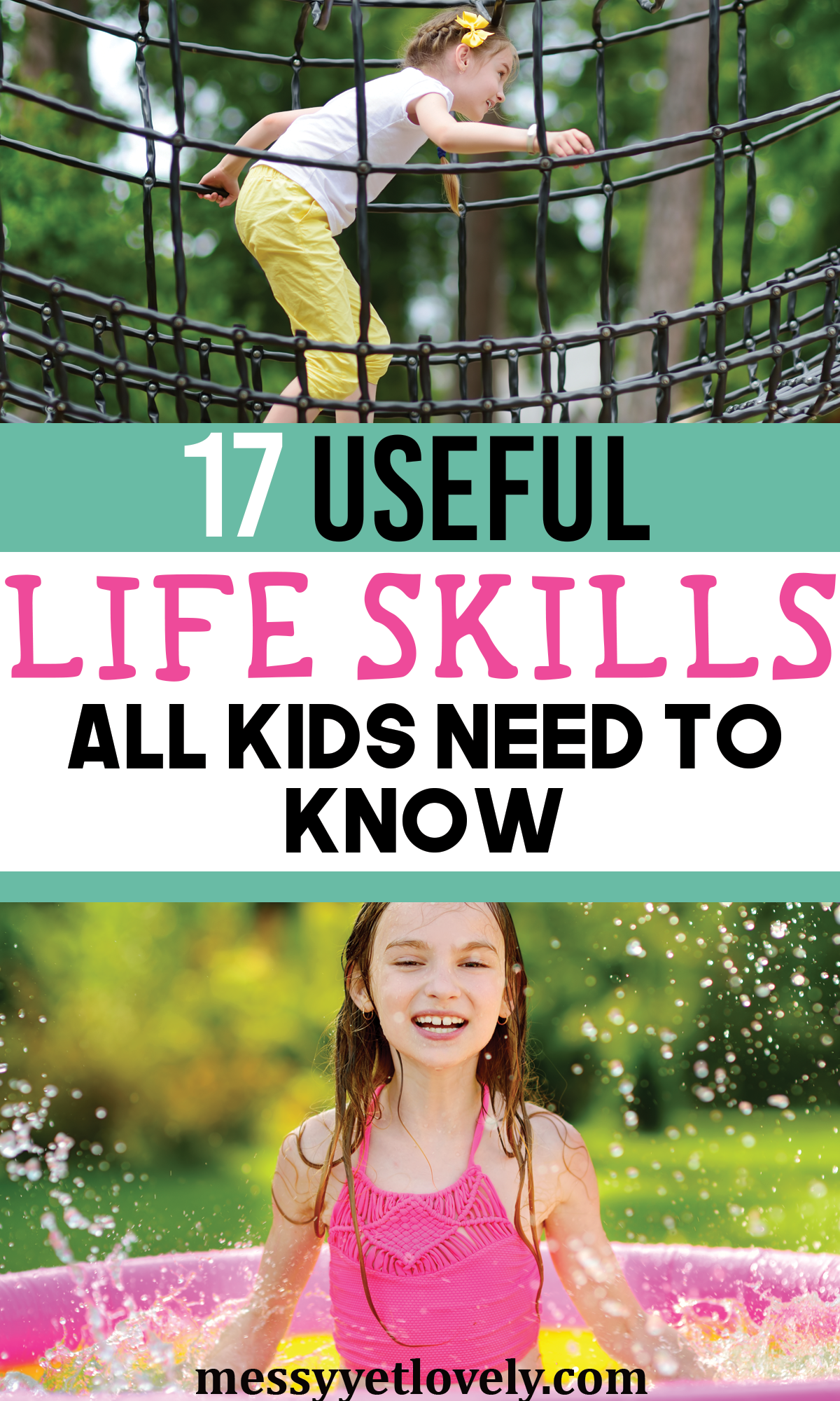 17 Basic Life Skills Your Child Must Know Before Leaving