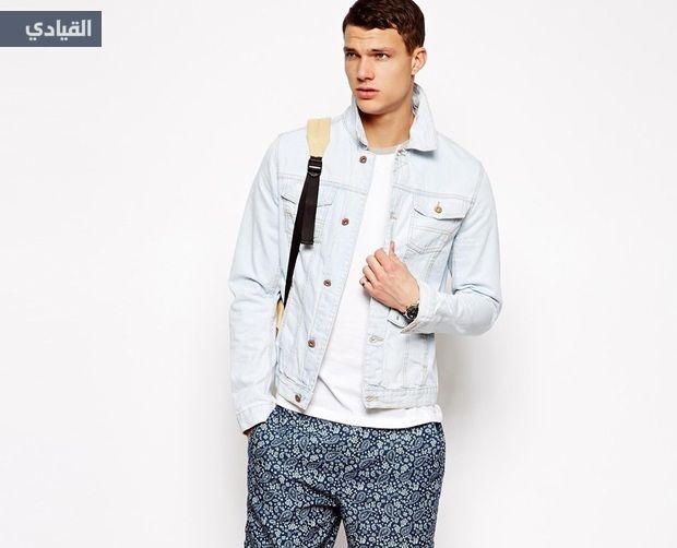 دليل الرجل قصير القامة للظهور بكامل أناقته موقع القيادي Tops Denim Jacket Fashion