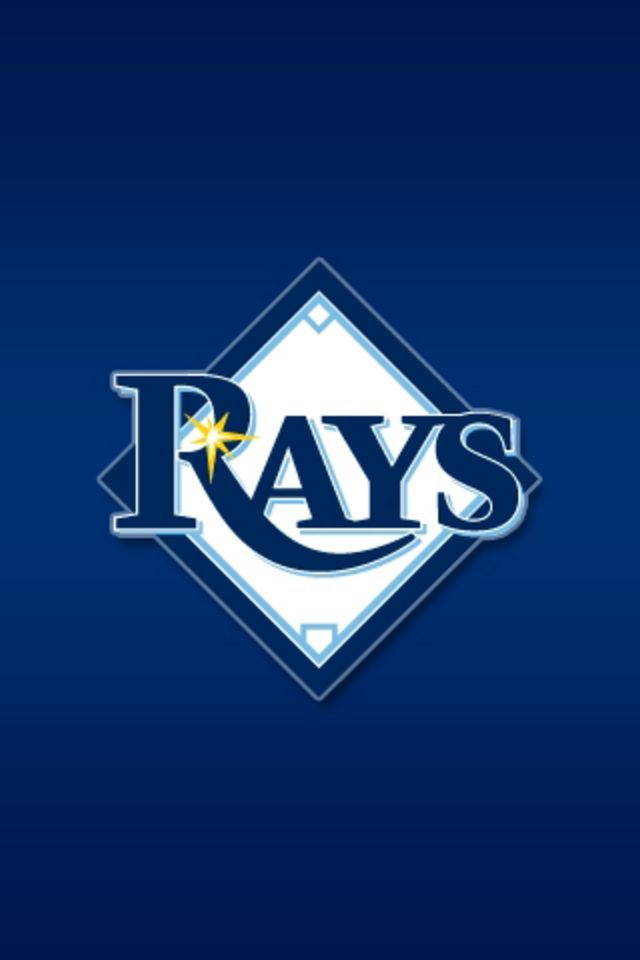 Tampa Bay Rays Iphone Wallpaper Wallpapersafari Tampa Bay Rays Rays Logo Tampa