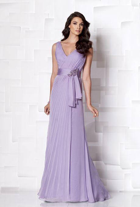 light purple chiffon bridesmaid dresses | Gommap Blog