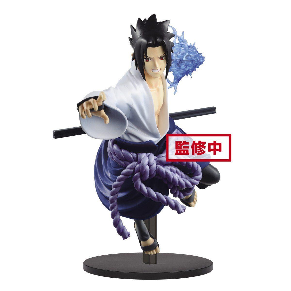 Anime Naruto Akatsuki Uchiha Itachi 32 cm Action Figure Statue Modèle Jouet