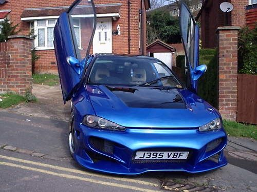 Modified Street Cars Custom Honda Civic Jdm Souped Up