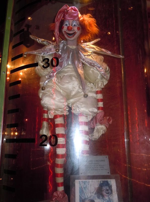 Original Clown Prop From Poltergeist 1982 Why In The World