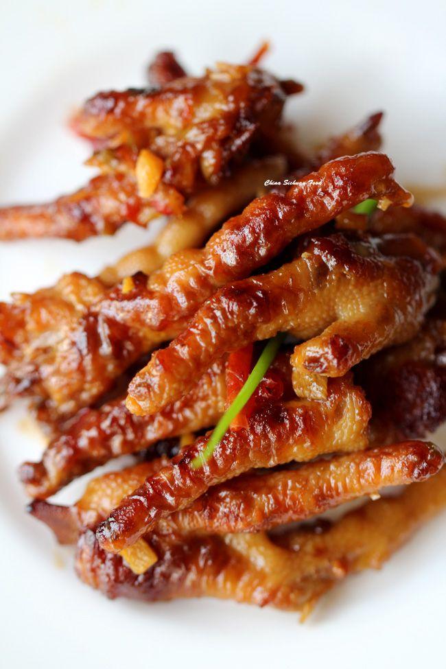 Dim Sum Chicken Feet Recipe East North Cntrl Asia Dim Sum