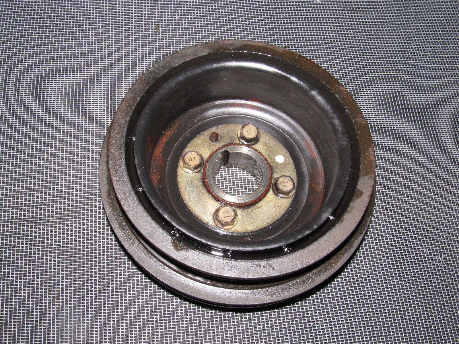 94 95 96 97 Mazda Miata Oem 18l Crankshaft Pulley Autopartonecom Fuse Box 1997