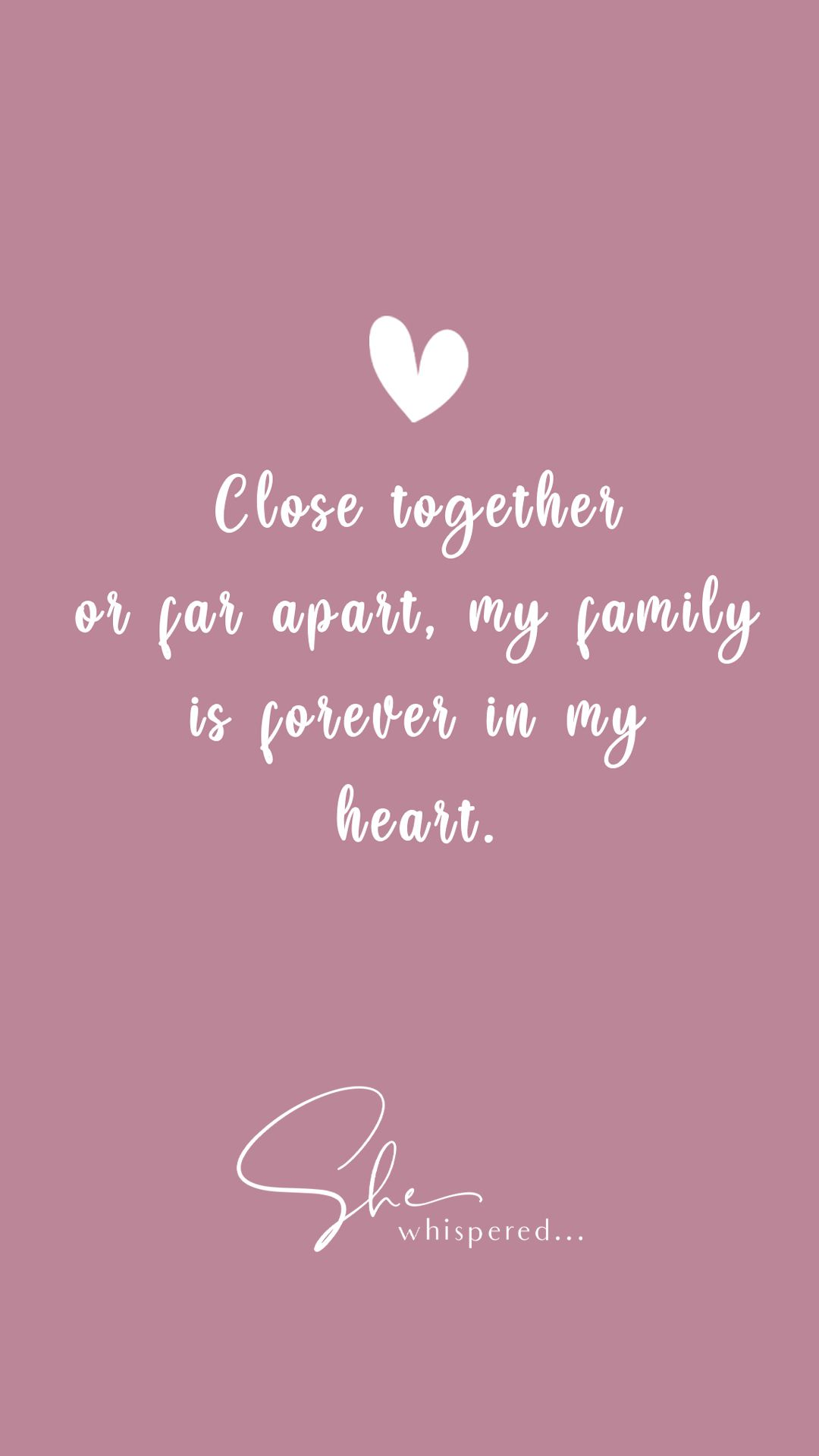 Love Quotes Being Apart Quotes Missing Family Quotes Pretty Quotes