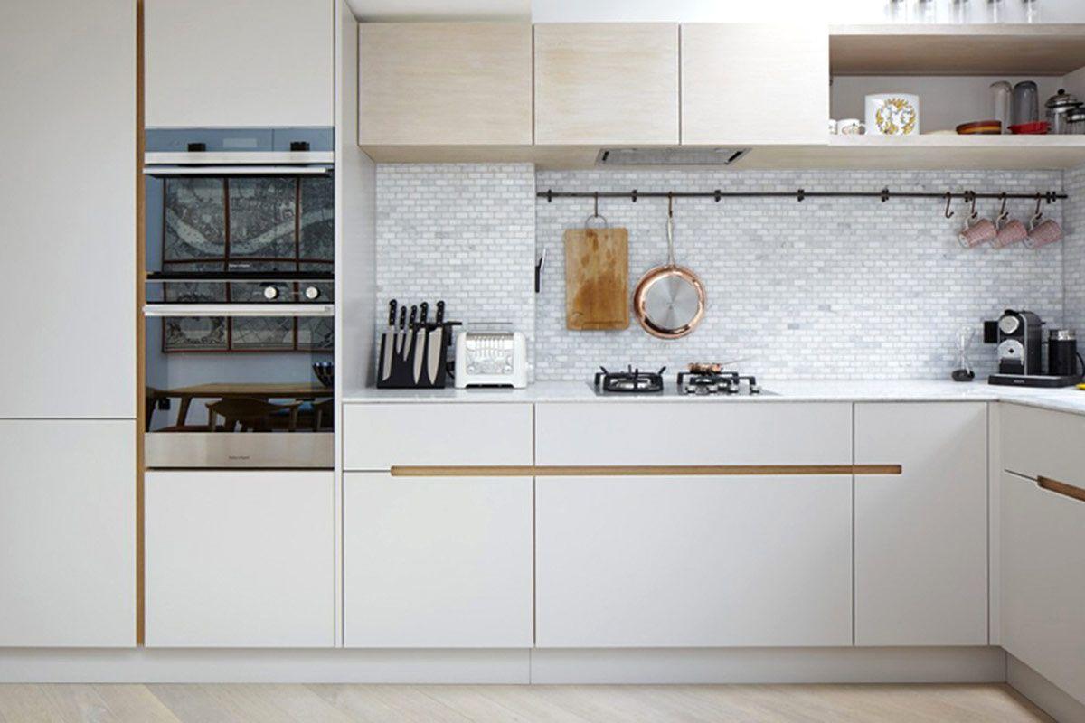 La cocina cuenta con una televisión escondida. | Galería de fotos 5 ...