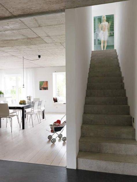 pin von barbara auf architektur pinterest haus treppe und einfamilienhaus. Black Bedroom Furniture Sets. Home Design Ideas