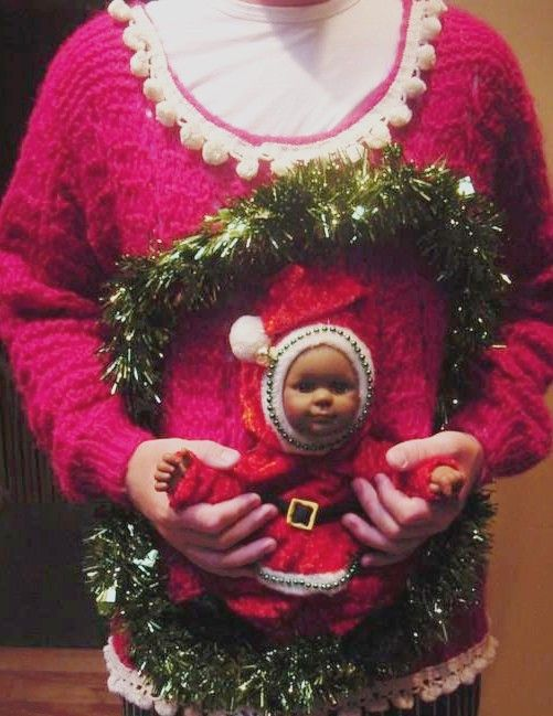 Pregnancy Christmas Sweater.Pin On Baby Shower