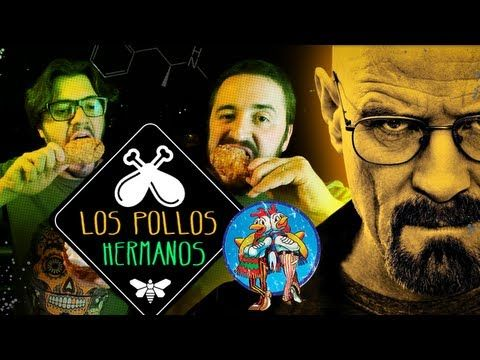 Frango Los Pollos Hermanos (Breaking Bad) | Miolos Fritos Culinária Nerd - YouTube