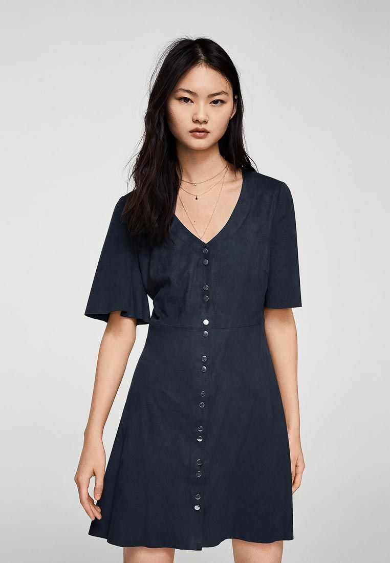 манго платье 77096708 купить