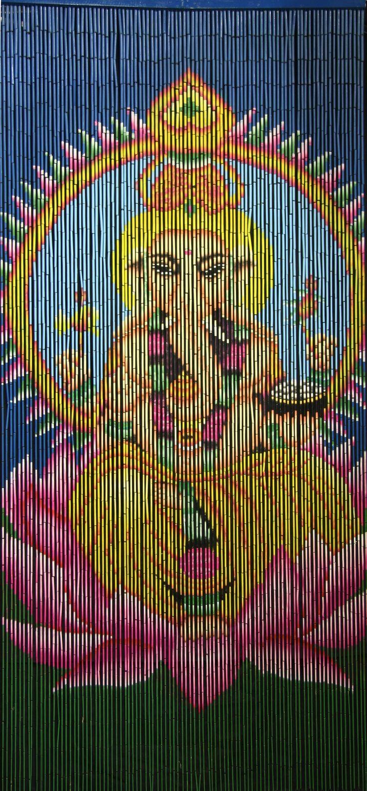 GAnesh beaded door curtain & GAnesh beaded door curtain | Beads n Wire........ | Pinterest ...