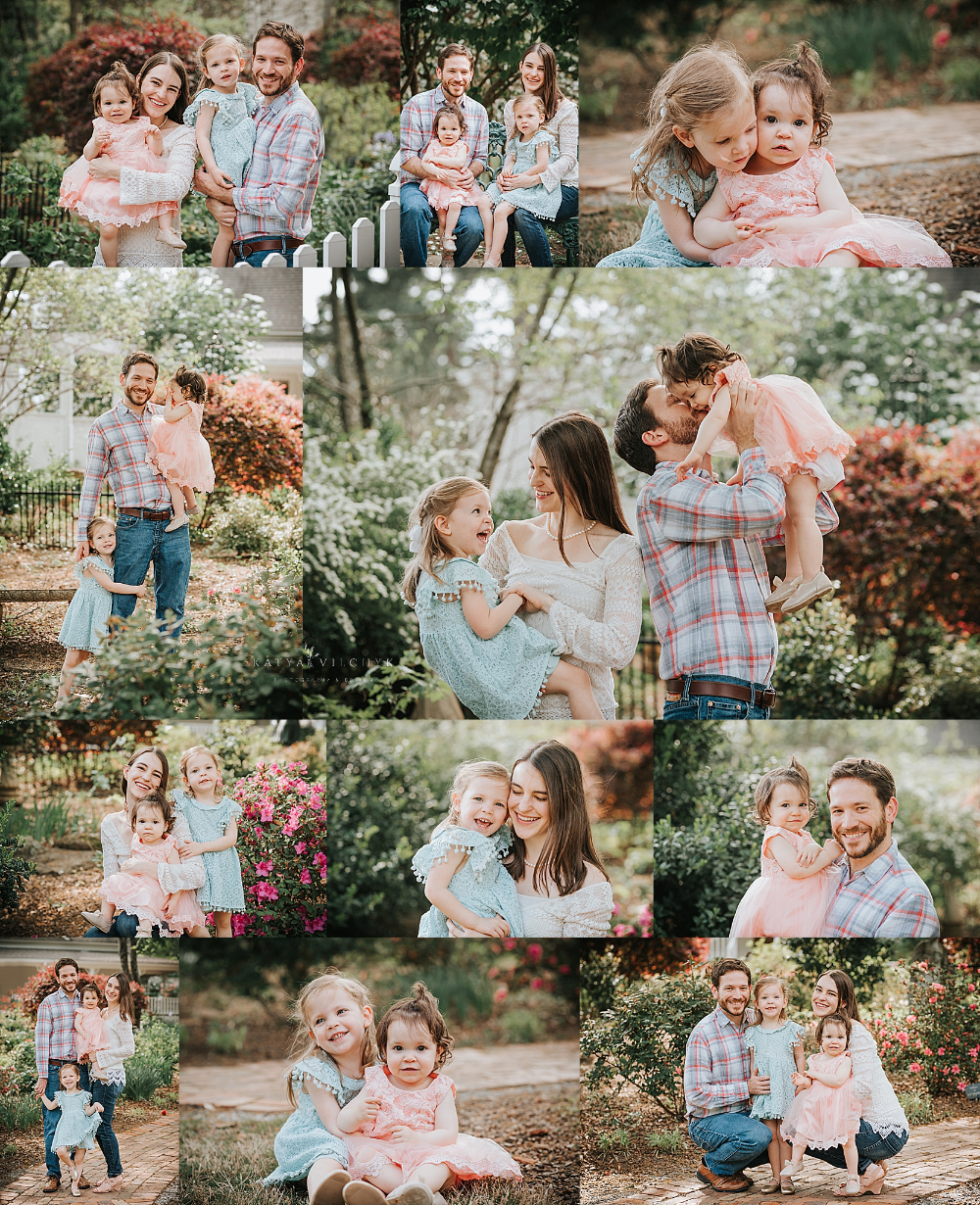 Spring Family Mini Sessions 2018