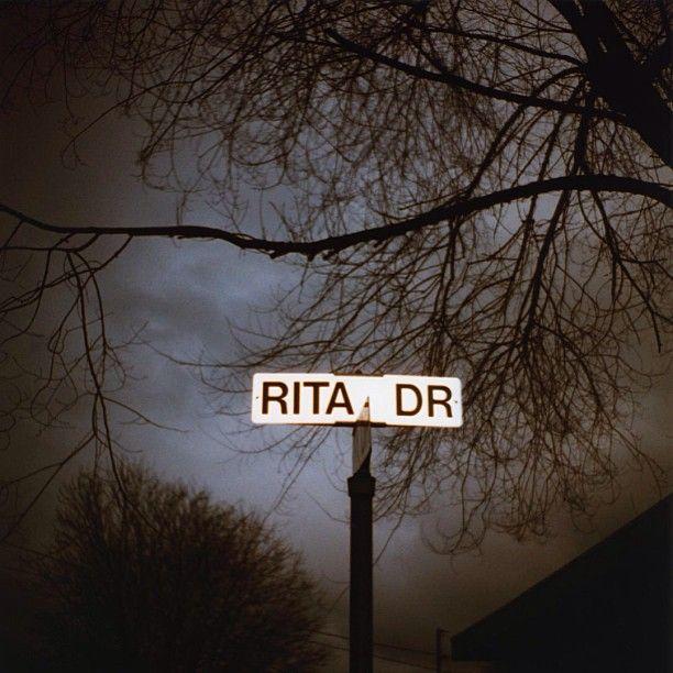 Todd Hido. Rita Dr