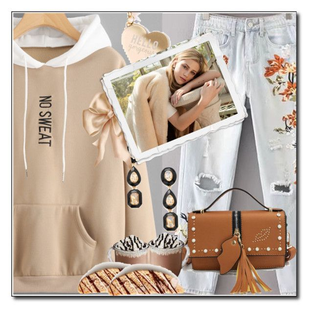 """""""cozy"""" by fatimka-becirovic ❤ liked on Polyvore"""