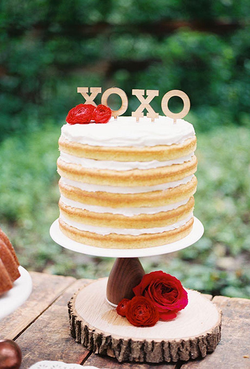 60+ Simple and Elegant Wedding Cake Ideas | Pinterest | Elegant ...