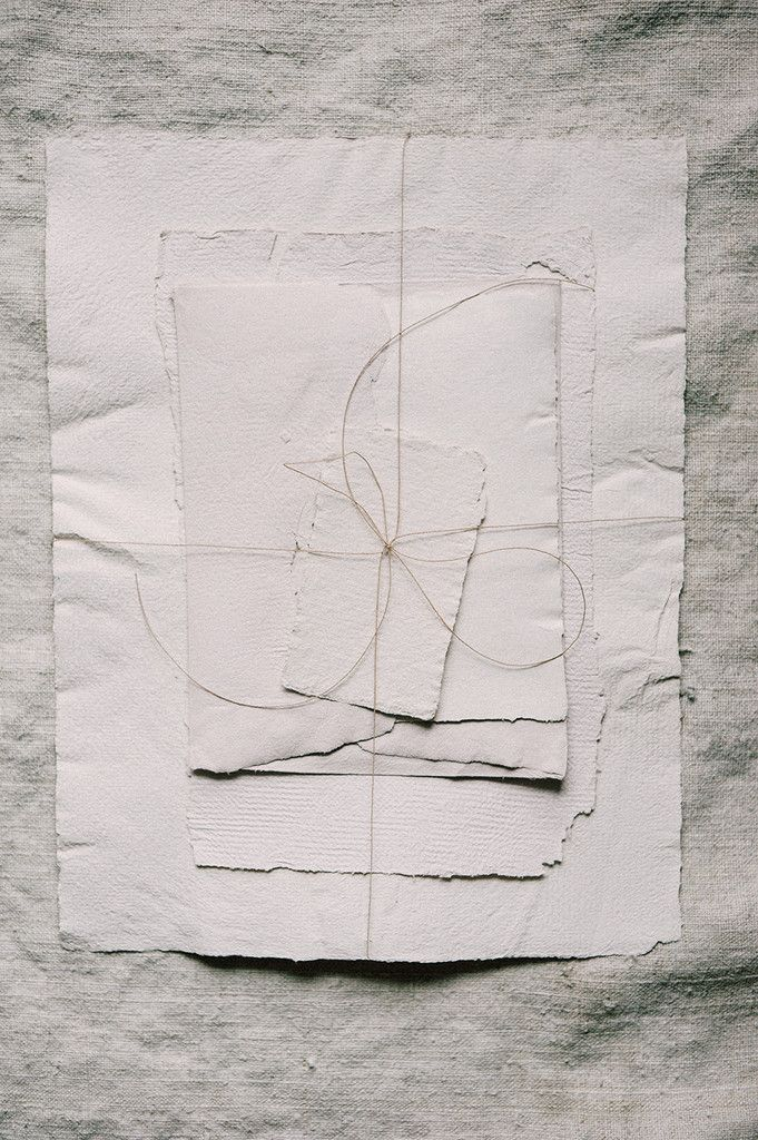 Handmade Paper Sample