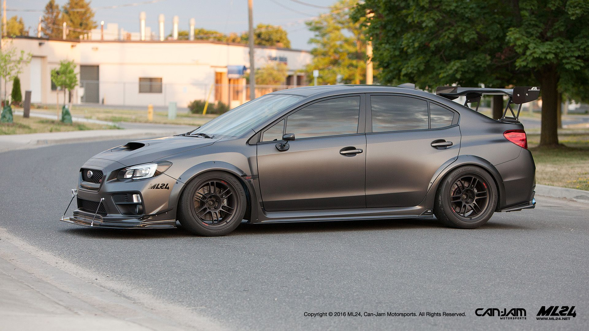 2015 subaru wrx sti wide body fender flares automotive design prototyping and body kits