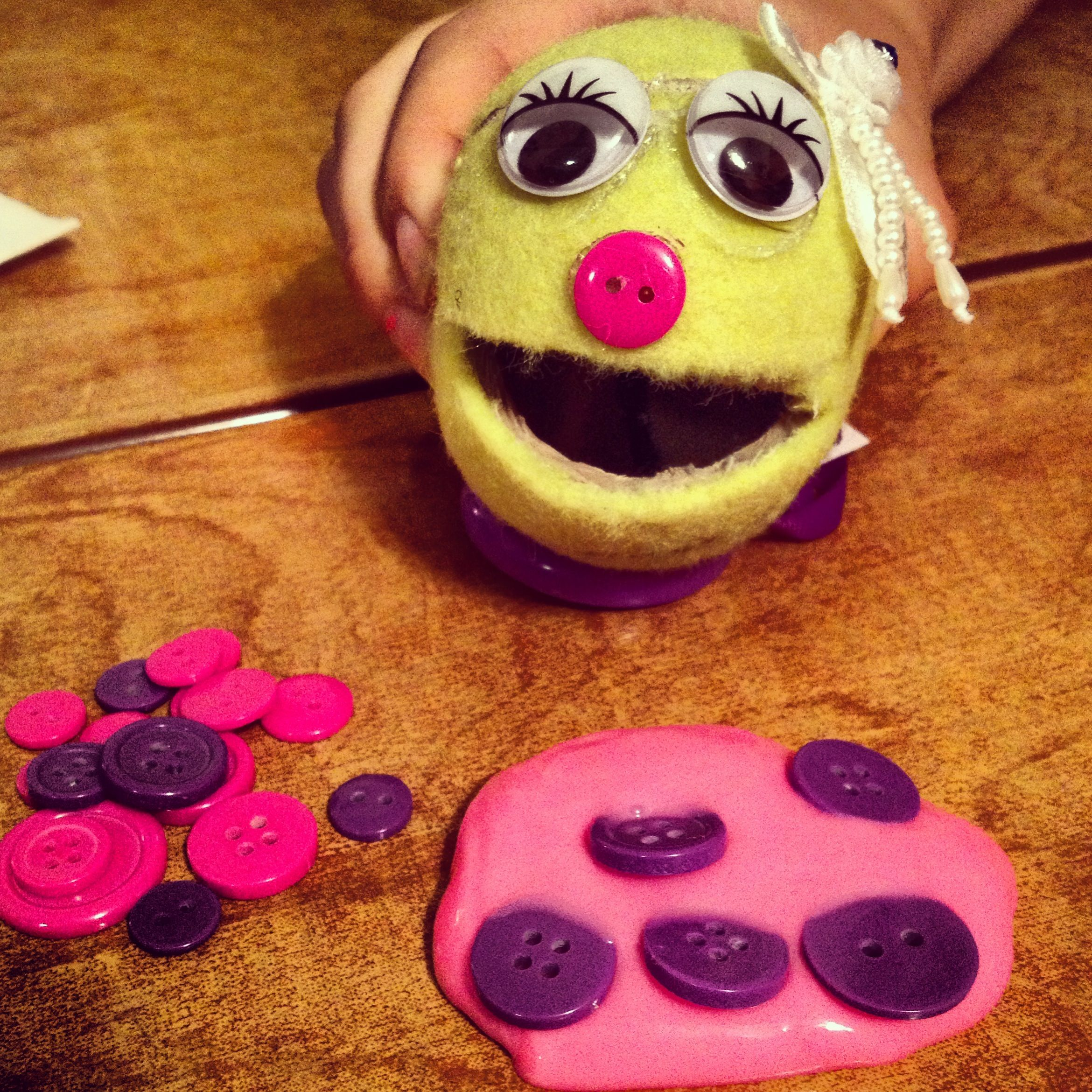 Meet Miss Piggy Fine Motor Activity Occupationaltherapy