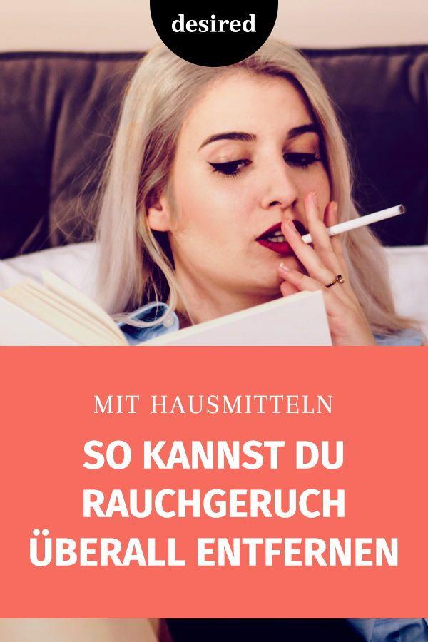 Zigarettenrauch Entfernen Wohnung