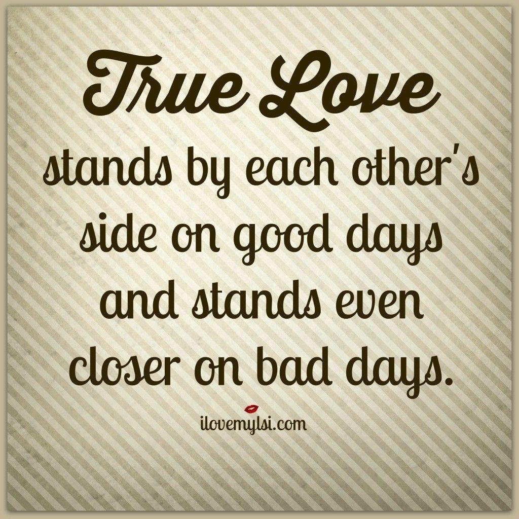 Crossroads quote · True love