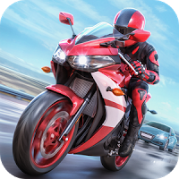 Racing Fever Moto 1 1 3 MOD APK Unlimited Money games racing