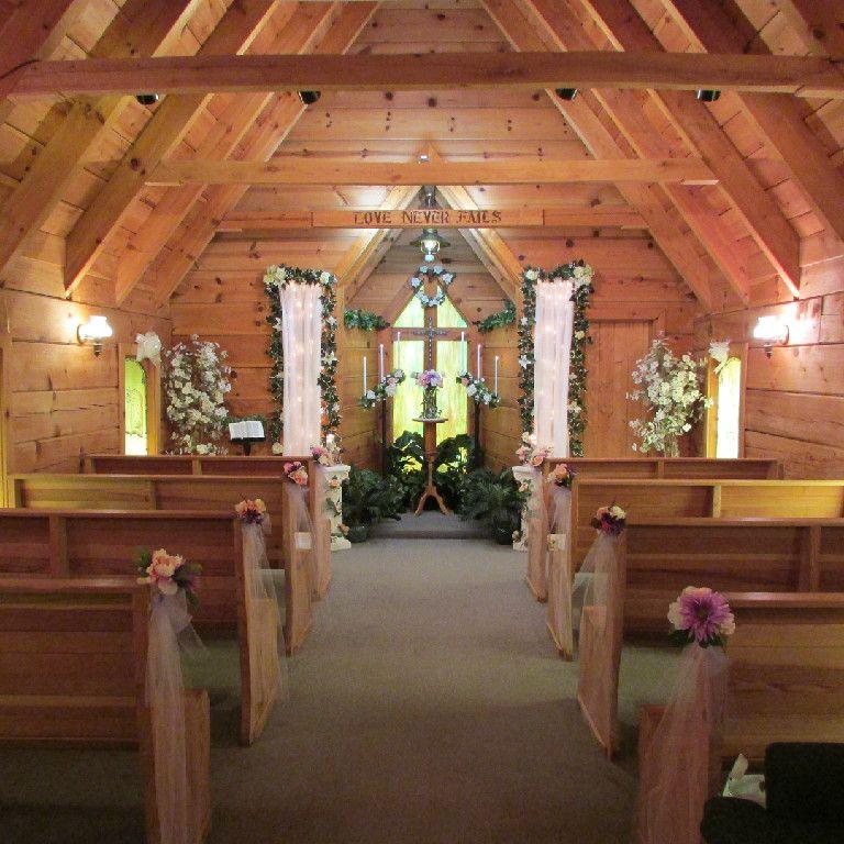 Wedding Chapel Decoration Ideas: Weddings And Wedding Chapels!