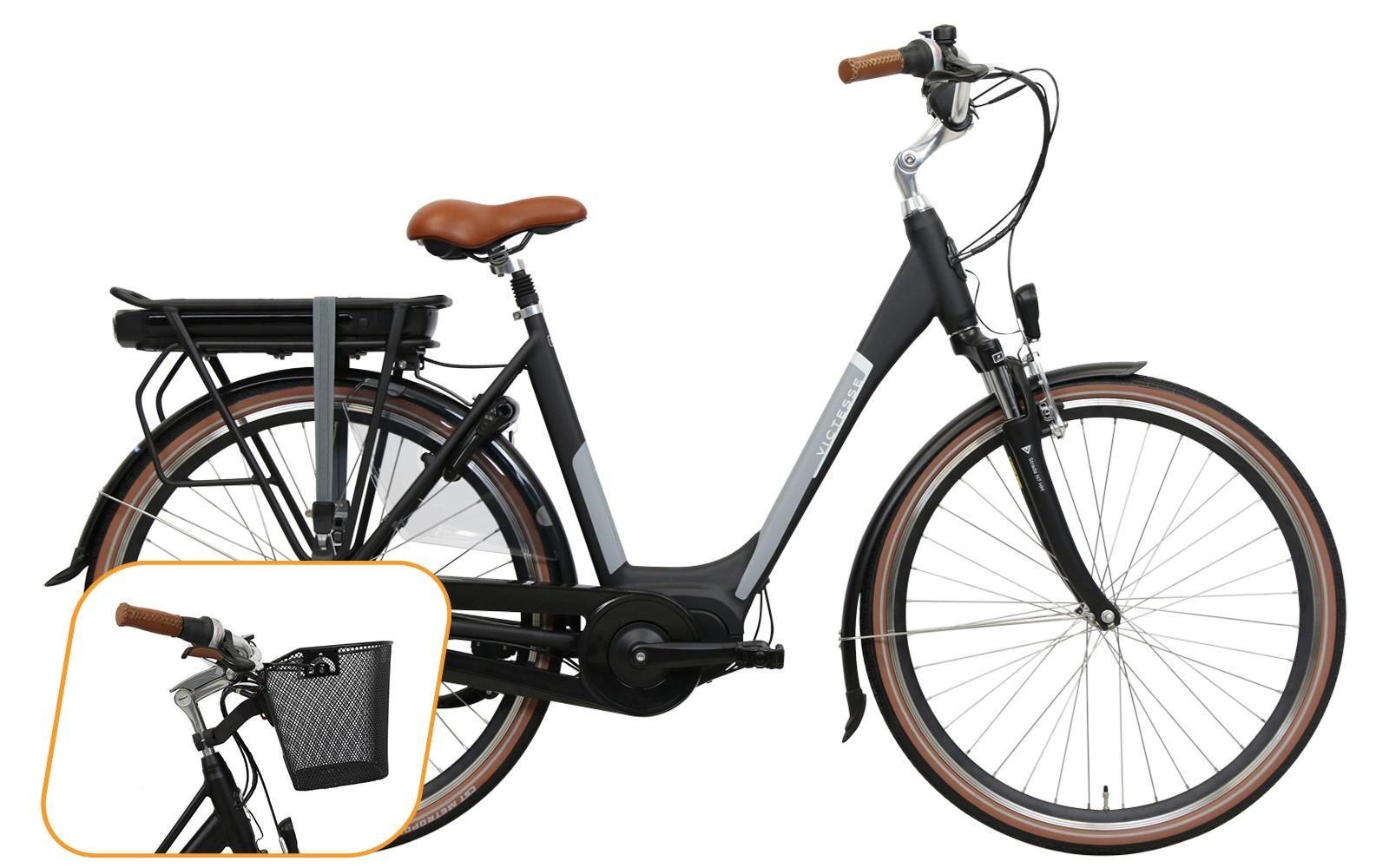 Victesse Strada Center Fodbremse 2018 Lav Indstigning Elcykel Cykel Cykler