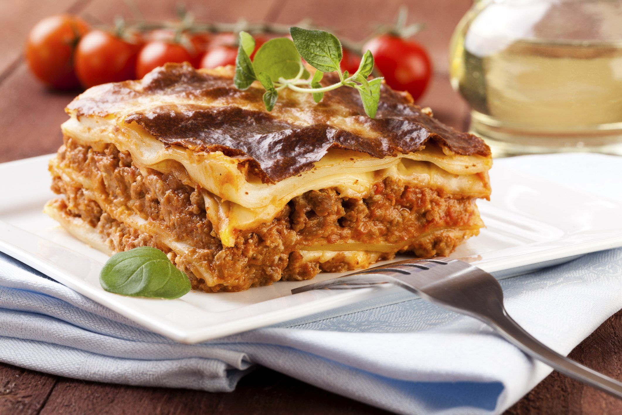 How To Reheat Lasagna In The Oven Livestrong Com How To Reheat Lasagna Lasagna In The Oven Frozen Lasagna