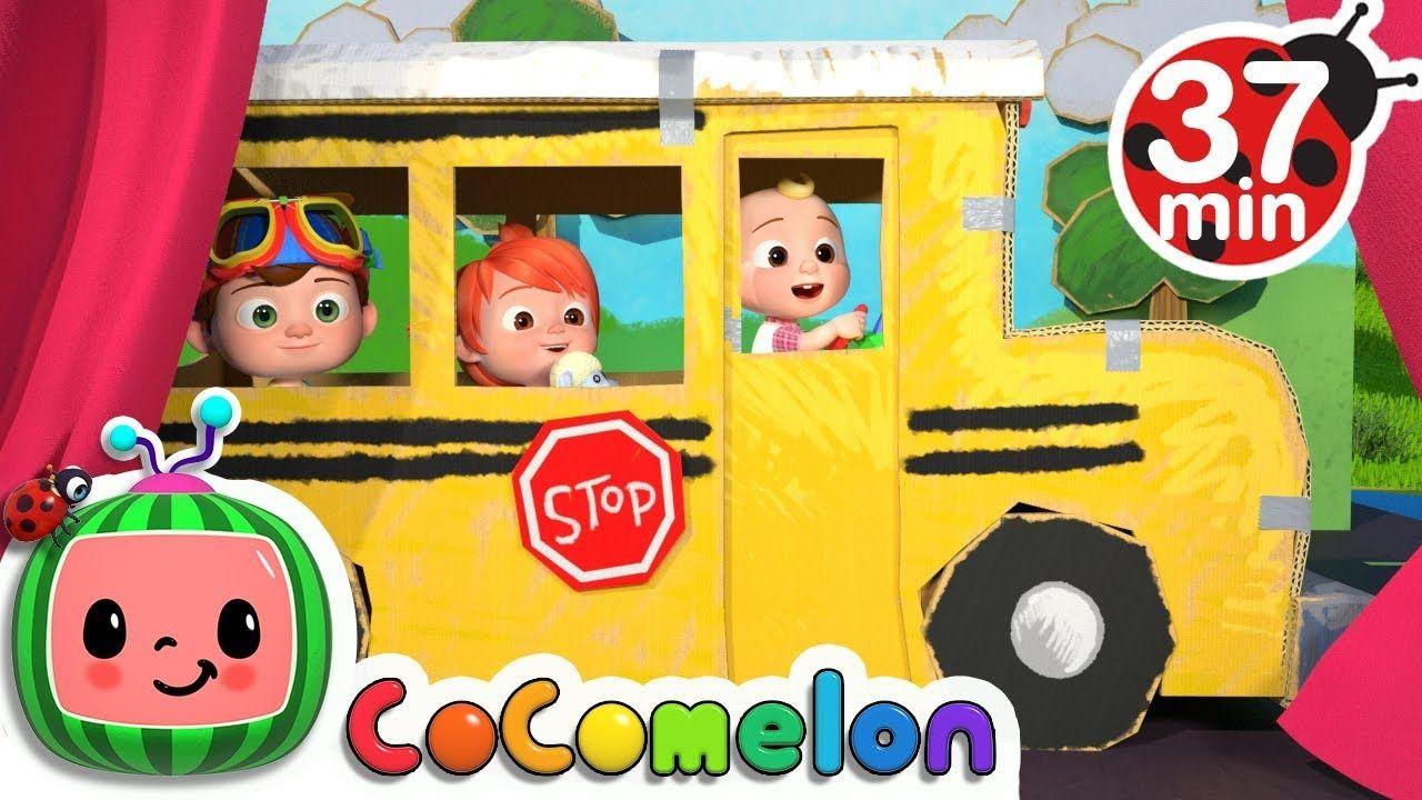 Wheels On The Bus 2 More Nursery Rhymes Kids Songs